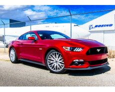 Ford mustang 2016 model