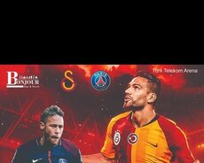 alatasaray(Gs) - Paris Saint germain(psg) Futbol oyunu