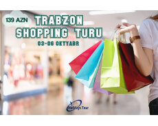 Trabzon Shopping Turu