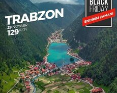 Trabzon Black Friday turu