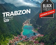 Black Friday endirin zamanı - trabzon - -shopping turu