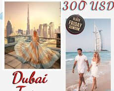 Dubay turu-black Friday Endirimi