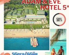 Adam & eve-adults Only 5* Belek