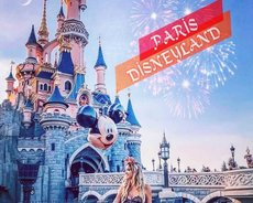 Disneyland paris Turu