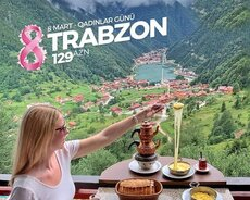 Trabzon Shopping turu 129Azn