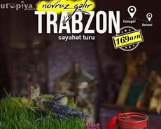 Trabzon shopping-turu