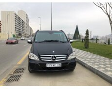 Mercedec-benz Viano