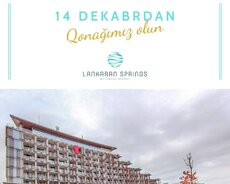 Lenkeran Springs Wellness Resort 5 Star