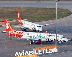 Buta airways Aprel ayına